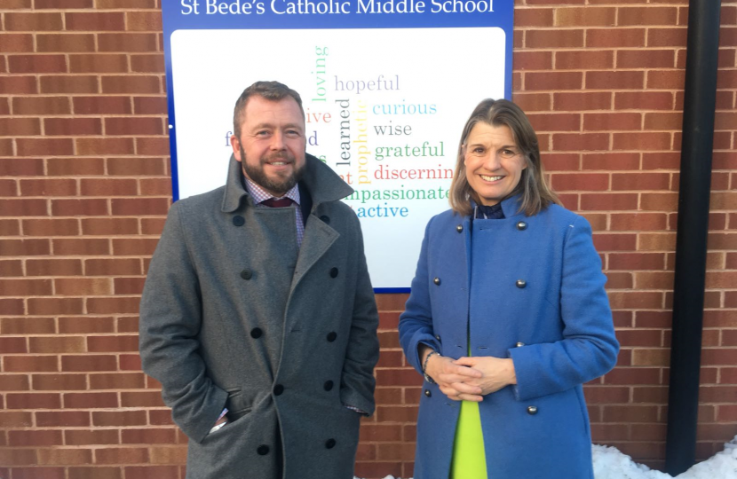 Rachel welcomes additional school funding delivered in a fairer formula