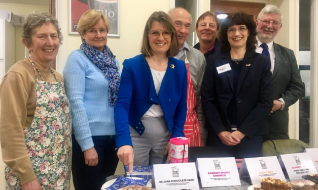 Rachel to host first coffee morning of 2020 in Feckenham