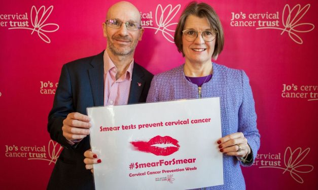 Rachel urges women to attend their cervical smear tests