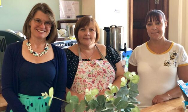 Rachel to host coffee morning in aid of Macmillan Cancer Support