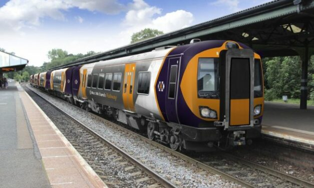 Rachel backs Mayor Andy Street's West Midlands Trains decision
