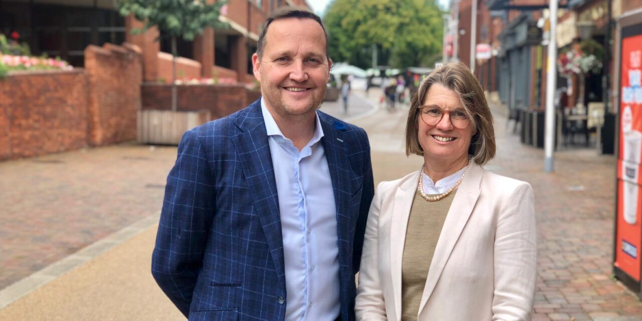 £75,088 funding boost to help Redditch's town centre re-open