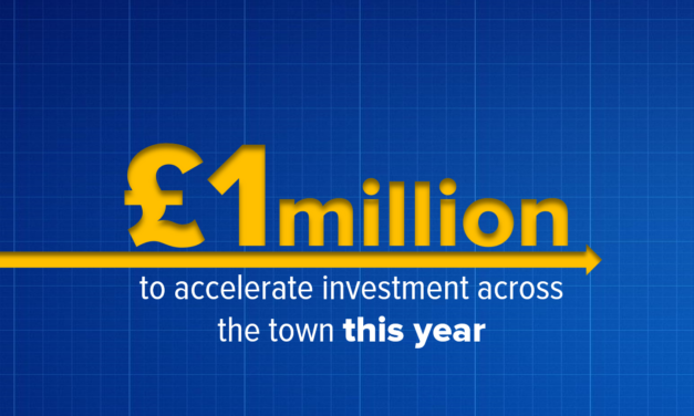 Redditch to benefit from £1 million investment to unlock the town's full potential