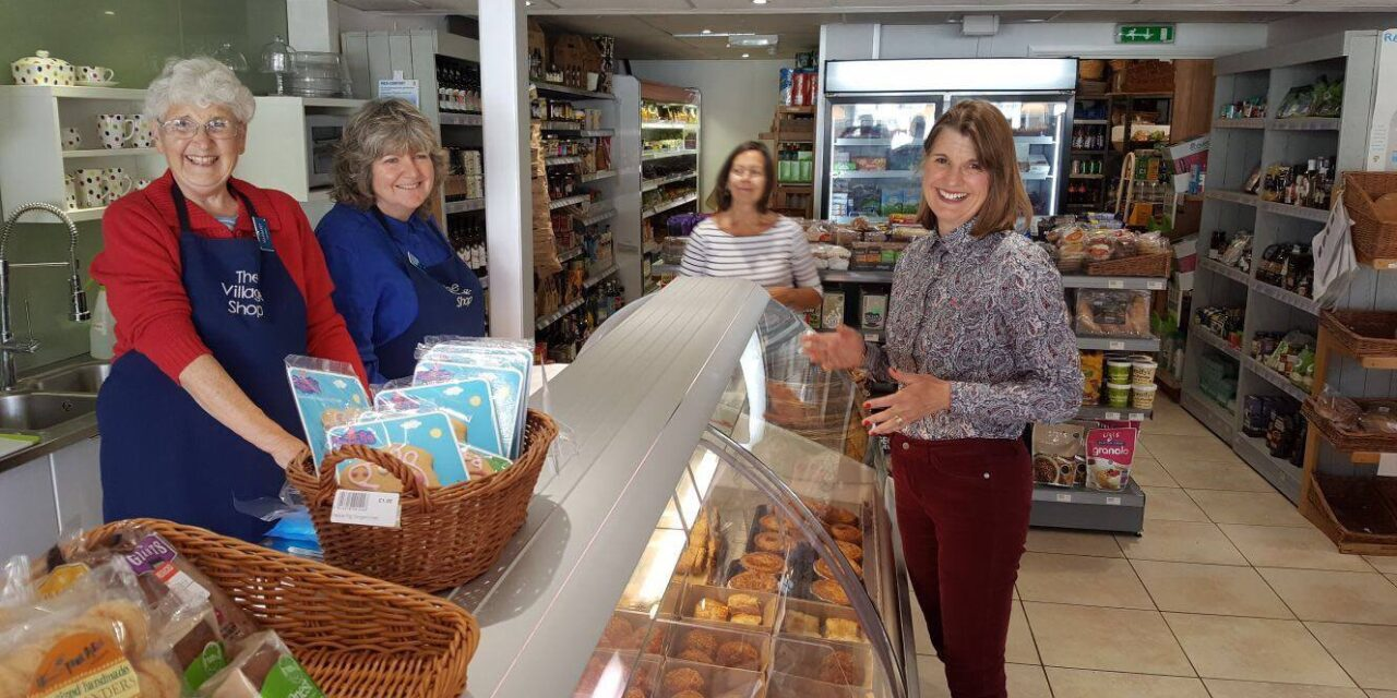 Rachel: Are you Redditch's best small shop?