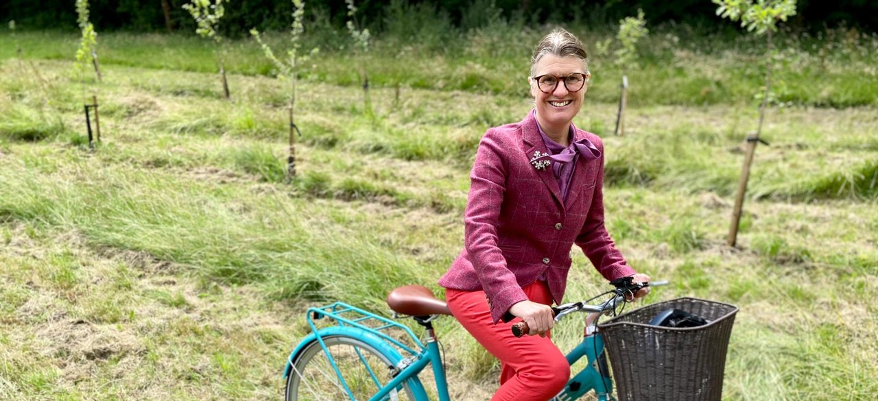 Worcestershire to receive an extra £649,200 to boost local cycling walking infrastructure
