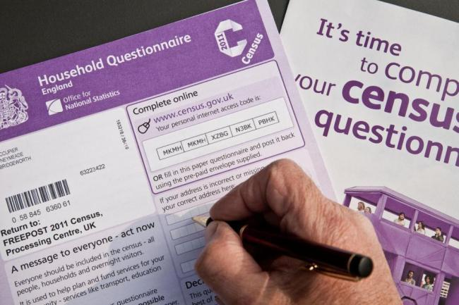 Rachel urges residents to take part in Census 2021