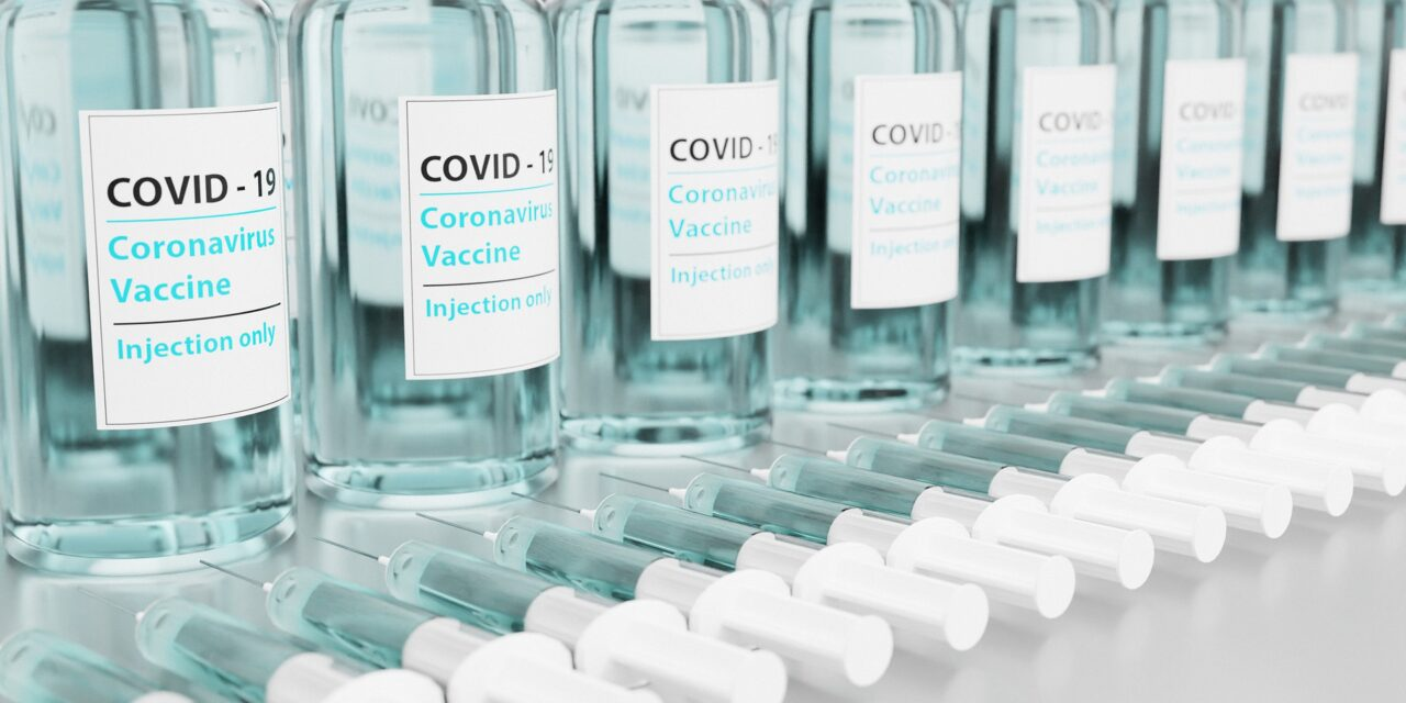 Figures show 1 in 5 adults in Redditch are now fully vaccinated