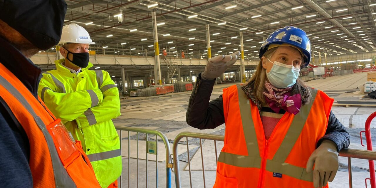 Government's Plan for Jobs is working in Redditch
