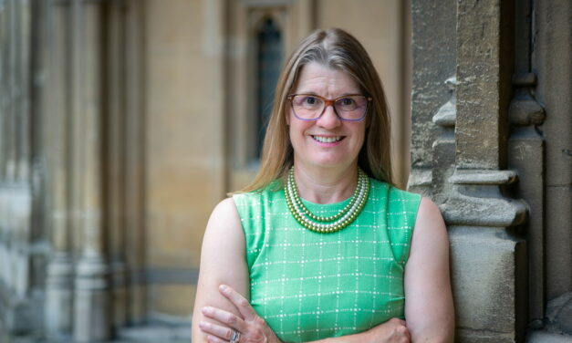 Rachel appointed to serve in the Home Office