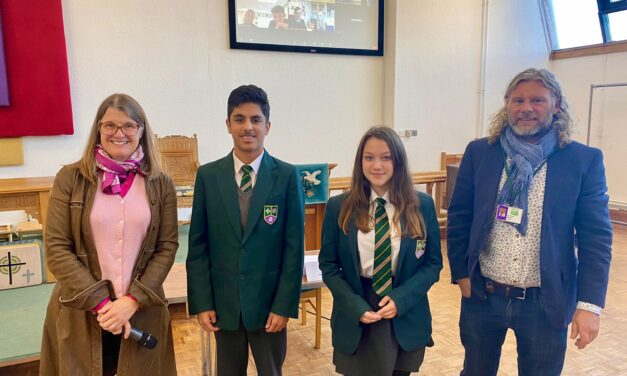 Redditch schools come together to tackle the climate crisis